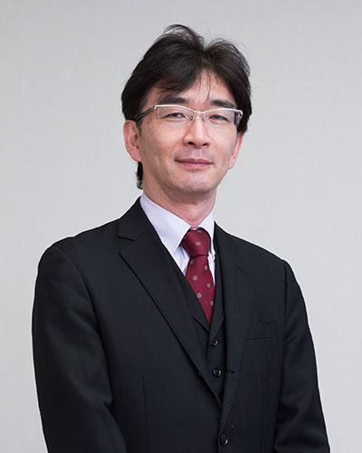 教授/自見 英治郎
