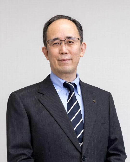 教授/横山 武志